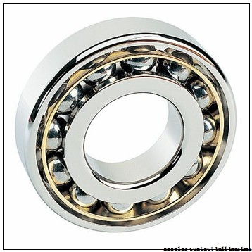 25,4 mm x 63,5 mm x 19,05 mm  RHP QJM1 angular contact ball bearings