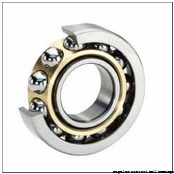 20 mm x 47 mm x 20,6 mm  ZEN 3204-2RS angular contact ball bearings