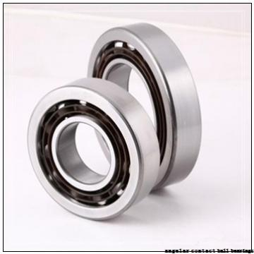 31.75 mm x 79,375 mm x 22,23 mm  SIGMA MJT 1.1/4 angular contact ball bearings