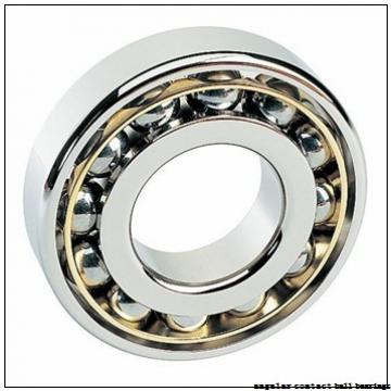 63,5 mm x 139,7 mm x 31,75 mm  SIGMA MJT 2.1/2 angular contact ball bearings