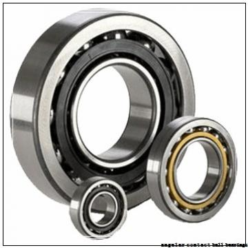 39 mm x 72 mm x 37 mm  FAG 801663AA angular contact ball bearings