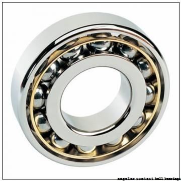 100 mm x 215 mm x 94 mm  NTN 7320L1DBP5 angular contact ball bearings