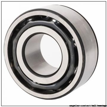 220 mm x 400 mm x 65 mm  SIGMA QJ 244 N2 angular contact ball bearings